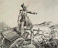 Artillerycaisson, 1818, gericault
