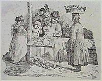 Theasleep  fishmonger, 1820, gericault