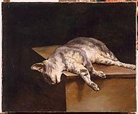 Dead Cat, gericault