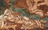 TheDreamof Aeneas, gericault