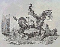 Horsecarriage, 1820, gericault