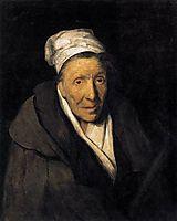 A Madwoman and Compulsive Gambler, c. 1822, gericault