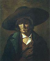 A man, 1819, gericault