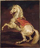 Napoleon-s Stallion, Tamerlan , gericault