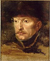 Officer of Chasseurs of the Imperial Guard, gericault