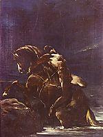 ThePageMazeppa, c.1820, gericault