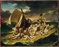 Study for The Raft of the Medusa , gericault