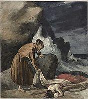 The Tempest, 1821, gericault