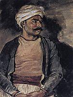 A Turk (Mustapha), c. 1820, gericault
