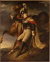Wounded Cuirassier , 1814, gericault