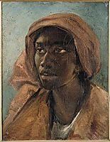 A Young Negro Woman, gericault