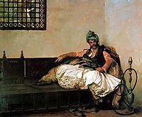 Bashi-Bazouk Chieftain, 1881, gerome