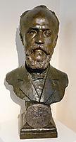 Bust of Paul Reclus, gerome