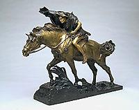 Caesar Crossing the Rubicon, 1904, gerome