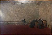 The Conspirators, Presented at the Salon, c.1892, gerome