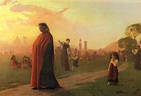 Dante, He Hath Seen Well, 18, gerome