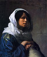 Egyptian Water Carrier, 1882, gerome