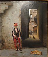 The Guard, gerome