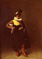 Louis XIII, 18, gerome