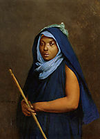 Moroccan Girl, 18, gerome