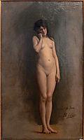 Nude Girl, 1886, gerome