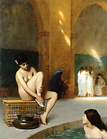 Nude Woman, 1889, gerome