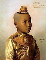 Pho Xai, 1861, gerome