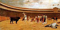 The Picador, 1866-1870, gerome
