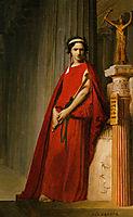 Portrait of Richard Felix, 18, gerome
