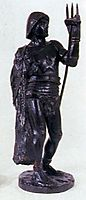 Retiarius, 1859, gerome