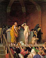 Slave Auction, 18, gerome
