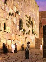 Solomon-s Wall Jerusalem, 18, gerome
