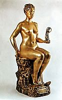 Tanagra, 1880, gerome
