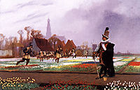 The Tulip Folly, 1882, gerome