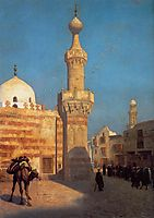 View of Cairo, 18, gerome