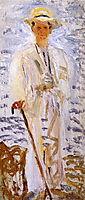 Alexander von Zemlinsky, 1908, gerstl