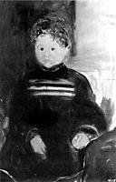 Child-s Portrait, c.1904, gerstl