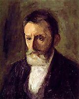 Carl Zentzytzki, c.1902, gerstl