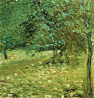 Orchard, 1907, gerstl