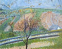 Railway to the Kahlenberg, 1907, gerstl