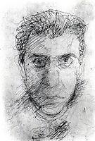 Self-Portrait, c.1908, gerstl