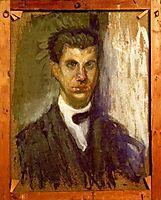 Self-Portrait (Study), 1907, gerstl
