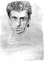 Self-Portrait, 1907, gerstl