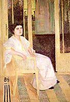 Smaragda Berg, 1907, gerstl
