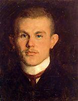 Waldemar Unger I, 1903, gerstl