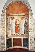 Apse, c.1471, ghirlandaio