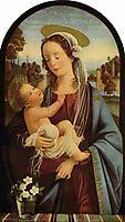 Madonna, c.1473, ghirlandaio