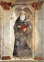 St. Antony, c.1471, ghirlandaio