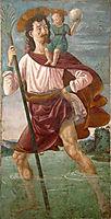 St. Christopher, ghirlandaio