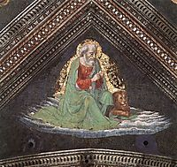 St. Mark the Evangelist, ghirlandaio